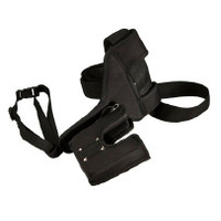 Intermec Standard Belt Holster – with handle Houders - Zwart