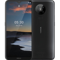 Nokia 5.3 Smartphone - Charbon de bois 64GB