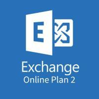 Microsoft Exchange Online (Plan 2) (Maandelijks) Software licentie