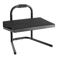 LogiLink Free-standing adjustable footrest Voetsteun - Zwart
