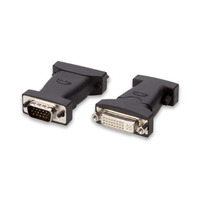 Belkin Pro Series Digital Video Interface Adapter (DVIF/HDDB15M-DVI TO VGA) - Zwart