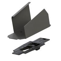 ENS Metal FlexiPole Backplate for Pax A80 Payment Terminal - Noir