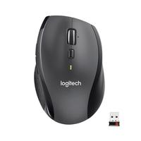 Logitech Marathon Mouse M705 Computermuis - Houtskool