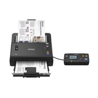 Epson WorkForce DS-860N Scanner - Zwart