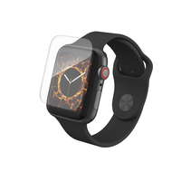 ZAGG InvisibleShield InvisibleShield-HD Dry-Apple-Watch (44 mm)-Séries 4 - Écran - Transparent