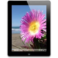 Apple iPad 4 Retina Wi-Fi + Cellular 16GB Tablet - Zwart - Refurbished B-Grade