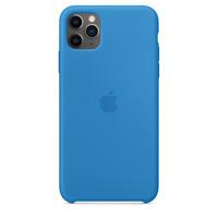 Apple Coque en silicone pour iPhone 11 Pro Max - Bleu surf