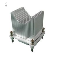 DELL Heat Sink for 2nd CPU, R440, EMEA Hardware koeling accessoire - Metallic