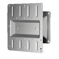 Advantech 35 kg Capacity, Steel, Silver Support d'écran - Argent