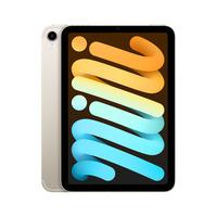 Apple iPad mini (2021) Wi-Fi + Cellular 256GB Starlight Tablet - Zilver
