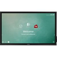 "Viewsonic 86"", 3840x2160, TFT LCD, 16:9, HDMI, DP, 3.5mm, RS-232, SPDIF, RJ-45, RMS 2x 15W, USB, ....."
