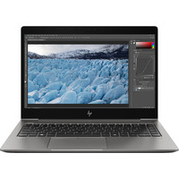 HP ZBook 14u G6 Portable - Argent