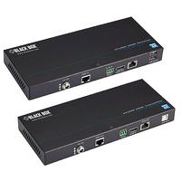 Black Box 4K HDMI CATx Extender USB - Série VX1000 Rallonges AV - Noir