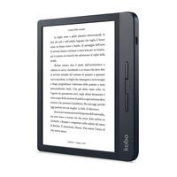 Rakuten Kobo Libra H2O Lecteur de livre électronique - Noir