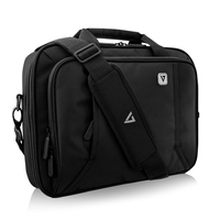 "V7 13"" Professional FrontLoading Laptop Case Laptoptas"