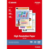 Canon HR-101N Papier - Wit