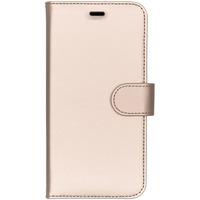 Accezz Wallet Softcase Booktype Huawei Y6 (2018) - Goud / Gold Housse de protection téléphones portables
