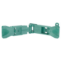 Panduit Termination tool for TG-style jack modules, Glass Filled Nylon Krimp-, knip- en striptang voor kabels - .....