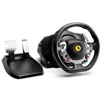 Thrustmaster TX Racing Wheel Ferrari 458 Italia Edition Game controller - Zwart, Zilver