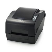 Bixolon 300dpi, 127mm/sec, Peeler, Parallel, Serial, USB, Dark Gray Labelprinter - Zwart