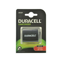 Duracell Camcorder batterij 7,4V 2670mAh - Zwart