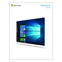Microsoft Windows 10 Home Système d'exploitation