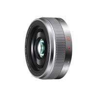 Panasonic 5/7, F1.7 - 16, f=20mm, 46mm, 87g, silver Lentille de caméra - Argent