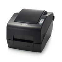 Bixolon 203dpi, 178mm/sec, Peeler, Ethernet, Serial, USB, Dark Gray Labelprinter - Zwart