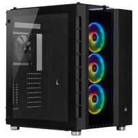 Corsair Crystal 680X RGB Boîtier d'ordinateur - Noir