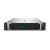 Hewlett Packard Enterprise ProLiant DL380 Gen10 Server - Zwart,Zilver
