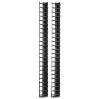 APC Vertical Cable Manager for NetShelter SX, 600mm Wide, 48U Accessoire de racks - Noir