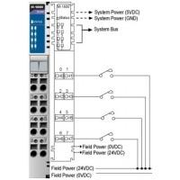 Moxa M-1800: 8 Digital inputs, sink, 24 VDC Data service unit