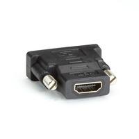 Black Box Adaptateur HDMI à DVI Adaptateur de câble - Noir