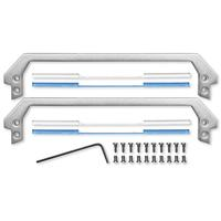 Corsair CMDLBUK02B, Dominator Platinum Light Bar Upgrade Kit Kit de montage - Platine