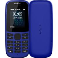 Nokia 105 GSM - Bleu