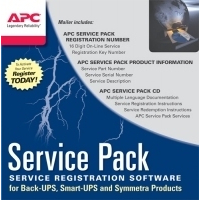 APC Service Pack 1 Year Extended Warranty Extension de garantie et support