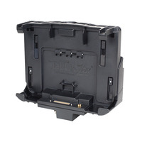 Panasonic Vehicle Dock f/ Toughpad FZ-G1, Antenna Pass Through, Keyed Alike - Noir