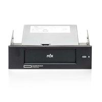 Hewlett Packard Enterprise RDX 3TB USB 3.0 Internal Lecteur cassette - Noir