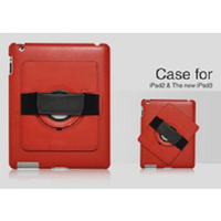 MicroMobile 360degrees Rotating Case Red - Rood