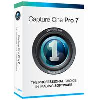 Phase One Capture One Pro 7 UPG Licence de logiciel