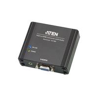 ATEN AT-VC180 Videoconverter - Zwart