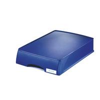 Leitz Plus met lade Brievenbak - Blauw