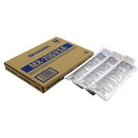 Sharp MX-70GVSA Ontwikkelaar print - Cyaan, Magenta, Geel