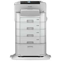 Epson WorkForce Pro WF-C8190D3TWC Inkjet printer - Zwart, Cyaan, Magenta, Geel