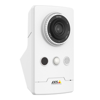 Axis M1065-LW Caméra IP - Blanc