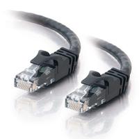 C2G 10m Cat6 Patch Cable Câble de réseau - Noir