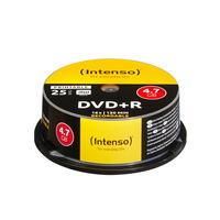 Intenso DVD+R 4.7GB, Printable, 16x DVD vierge