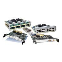 Cisco 2 port Multi-flex Trunk Voice/Clear-channel Data T1/E1 Module Voice network module