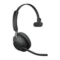 Jabra Evolve2 65, USB-A MS Teams Mono Headset - Zwart