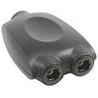 C2G Toslink Digital Audio Splitter Kabel adapter - Zwart